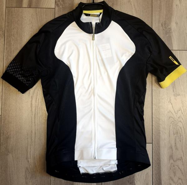 121e5c2ff42 Trikot Mavic Cosmic Elite Jersey - Fahrräder und Zubehör online ...
